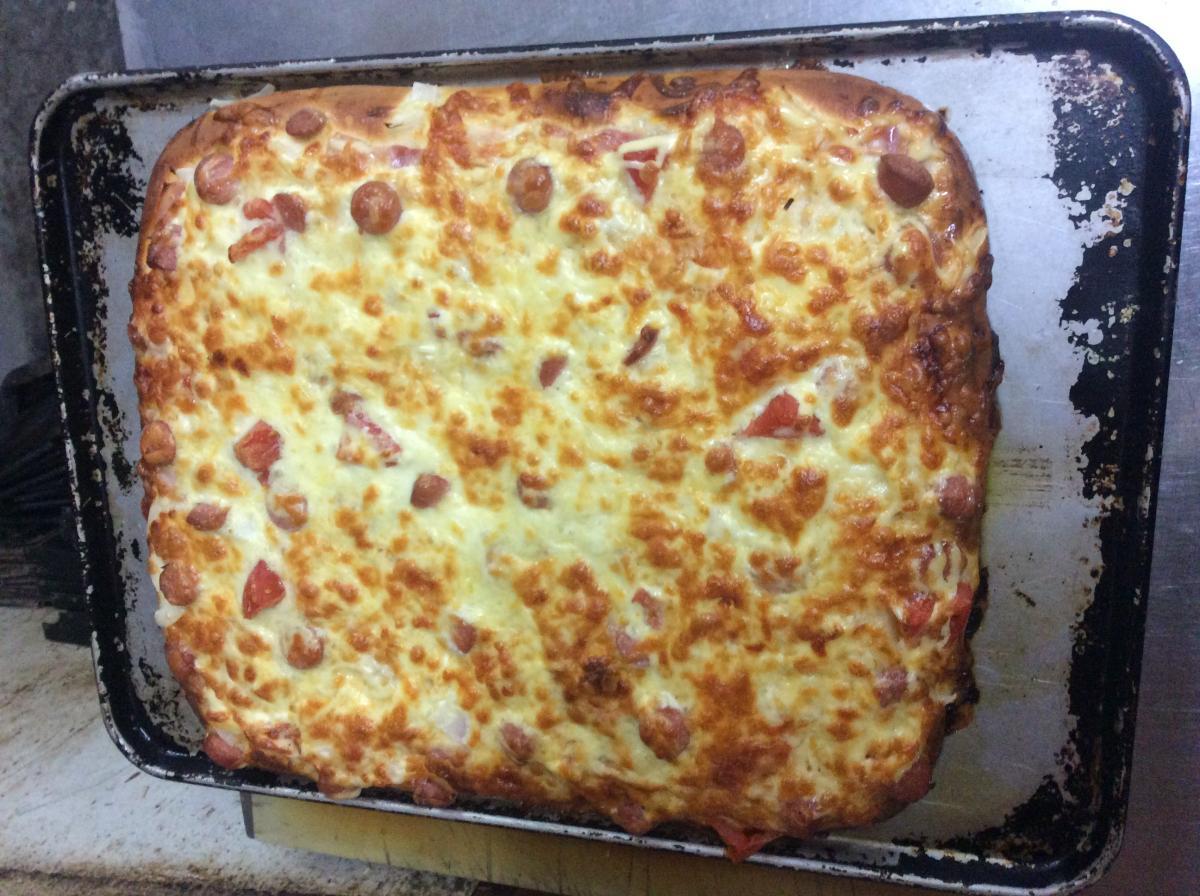 MIXピザ画像1